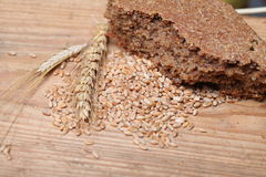 Ferment bread Stock Photo