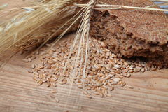 Ferment bread Stock Image