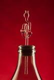 Fermentaci tubka Obraz Royalty Free