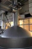 Fermentation tank Stock Image