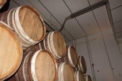 Fermentatore della birra Fotografia Stock