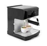 Fermentazione del caffè del caffè espresso Fotografia Stock