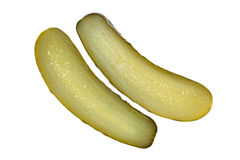 Fermented pickles Royalty Free Stock Image