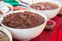 Fermented soy bean Stock Photos