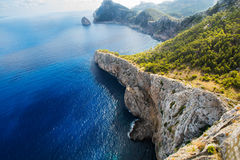 Fermentor Mallorca Balearic Islands Stock Image