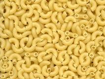 fermez les macaronis vers le haut Photos stock