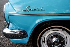 Fermez-vous d'une voiture australienne classique de vintage Image libre de droits