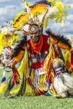 Fermez-vous de l'équipement traditionnel coloré Photographie stock
