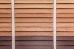 Jalousie horizontale en bois image stock image 27912161 for Fenetre jalousie en bois