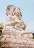 Fermez-vous de la statue de Bouddha. Photos stock