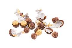 Fermez-vous des sucreries douces Photos libres de droits