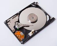 Fermez-vous du disque dur Images libres de droits