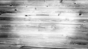 Fermez-vous du mur fait de planches en bois Images stock