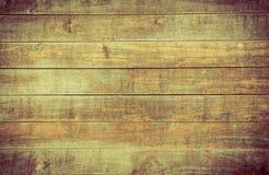 Fermez-vous du mur fait en en bois Image stock
