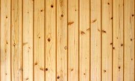 Fermez-vous sur le fond brun de panneaux en bois photos libres de droits