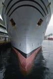 Fermez-vous vers le haut d'un bateau Images stock