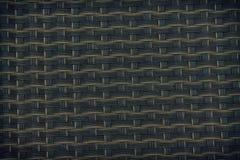 Fermez-vous vers le haut de l'image du tapis noir de tiret avec des cellules de grille Images libres de droits