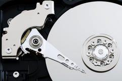Fermez-vous vers le haut de l'unité de disque dur Image stock