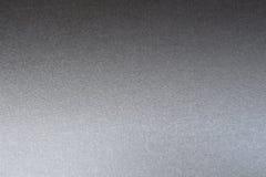 Fermez-vous vers le haut de la tôle d'acier enduite par zinc mince Photographie stock libre de droits