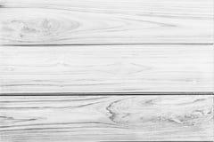 Fermez-vous vers le haut de la table en bois rustique avec la texture de grain dans le style de vintage Photographie stock