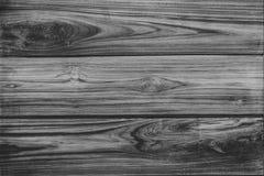 Fermez-vous vers le haut de la table en bois rustique avec la texture de grain dans le style de vintage Photo stock