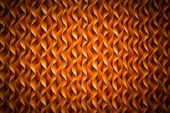 Fermez-vous vers le haut de la texture de la garniture de refroidissement Image libre de droits