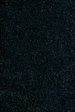 Fermez-vous vers le haut de la texture du tissu bleu de lurex Image libre de droits