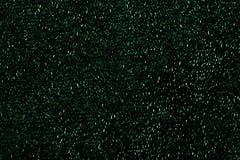 Fermez-vous vers le haut de la texture du tissu de lurex Photo libre de droits