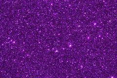 Fermez-vous vers le haut de la texture violette pourpre de scintillement, backg brillant feative photos stock