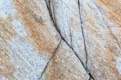 Fermez-vous vers le haut de la vieille roche ou de la texture en pierre, fond de nature Photographie stock