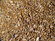 Fermez-vous vers le haut des belles roches Photographie stock libre de droits