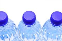 Bouteilles d'eau Image stock
