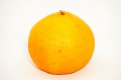 Fermez-vous vers le haut des oranges de vue Photographie stock