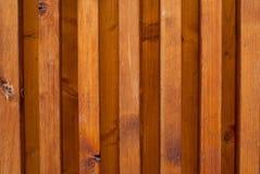 Fermez-vous vers le haut des planches en bois Image stock