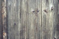 Fermez-vous vers le haut des planches en bois de brun foncé, vieux panneaux foncés de fond Images libres de droits