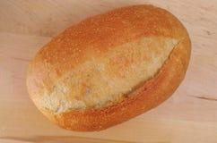 Fermez-vous vers le haut des roulis de pain Images libres de droits