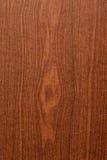 Fermez-vous vers le haut du bois brun. Fond Photos stock