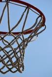 But de basket-ball Photographie stock libre de droits