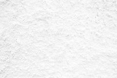 Fermez-vous vers le haut du fond blanc de texture de mur de stuc photo stock