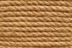 Fermez-vous vers le haut du fond de texture de corde concept de fond photographie stock libre de droits