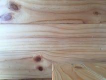 Fermez-vous vers le haut du fond en bois brun photo stock