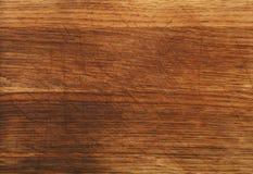 Fermez-vous vers le haut du fond foncé de texture de panneau en bois de chêne photo stock