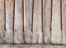Fermez-vous vers le haut du fond grunge de texture de texture en bois Image libre de droits