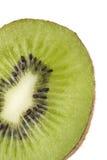 Fermez-vous vers le haut du kiwi Images stock