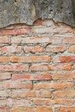 Fermez-vous vers le haut du mur de roche avec le fond Images stock