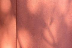 Fermez-vous vers le haut du mur rouge pour le fond, papier peint photographie stock