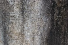 Fermez-vous vers le haut du vieux fond de texture de mur en béton photographie stock