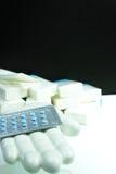 Fermi l'allergia, l'influenza, il concetto di febbre, allergia stagionale Fotografia Stock Libera da Diritti