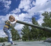 Fermi la guerra!!! Fotografia Stock Libera da Diritti