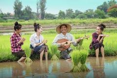 fermiers Image libre de droits